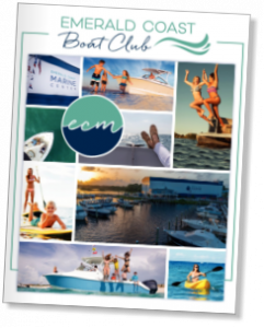 Emerald Coast Boat Club Brochure