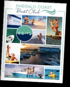 Emerald Coast Boat Club Brochure