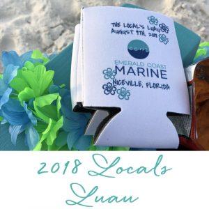 2018 Locals Luau