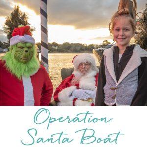 Operation Santa Boat